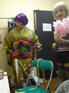 ライヴリポート(2008.3.30@<br />  新宿)
